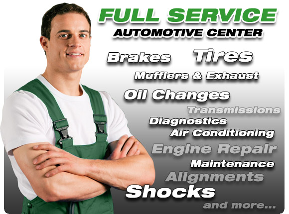 Full Service Automotive Centerr